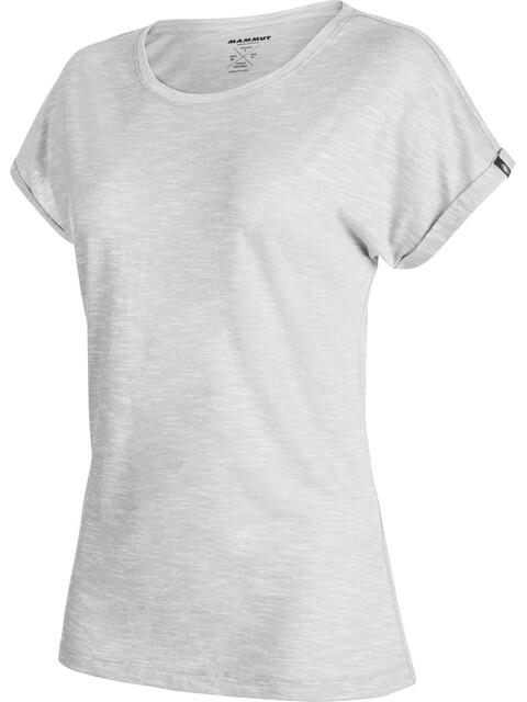 Mammut Togira - T-shirt manches courtes Femme - gris